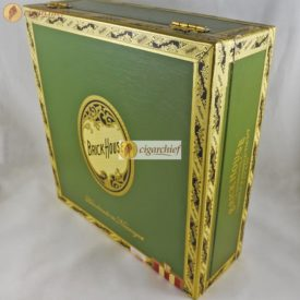 Brick House Cigars Double Connecticut Churchill Box of 25 Cigars Closed