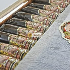 My Father Cigars Le Bijou 1922 Box of 23 Cigars Open Cigar Labels