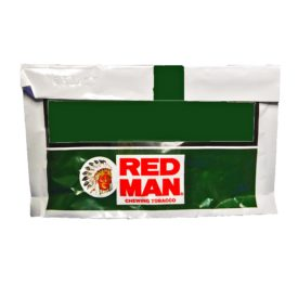 Red Man Chewing Tobacco Pouch of 40 grams Chewing Tobacco
