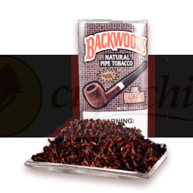 Backwoods Pipe tobacco Black and Gold